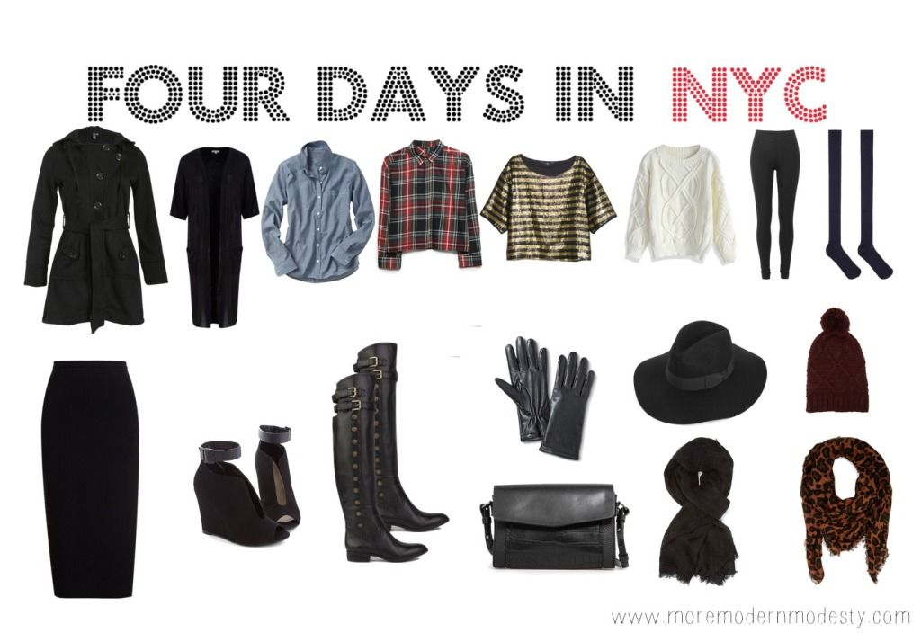 Modest Travel What To Wear New York City In The Fall