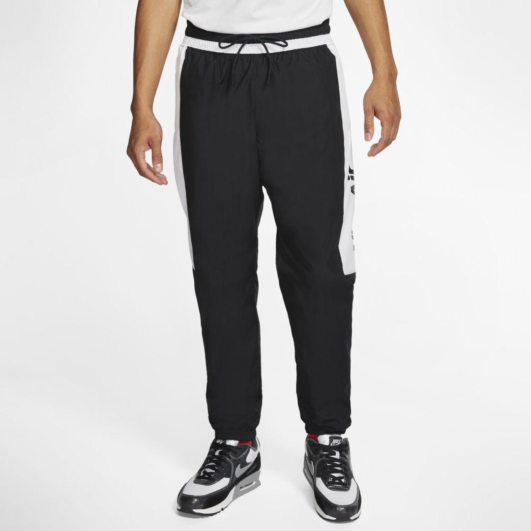 Nike Air Men's Woven Pants (Black)