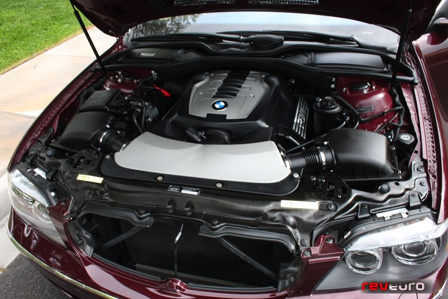 bmw N62 engine | BMW coolant pipe leak | Performance cars