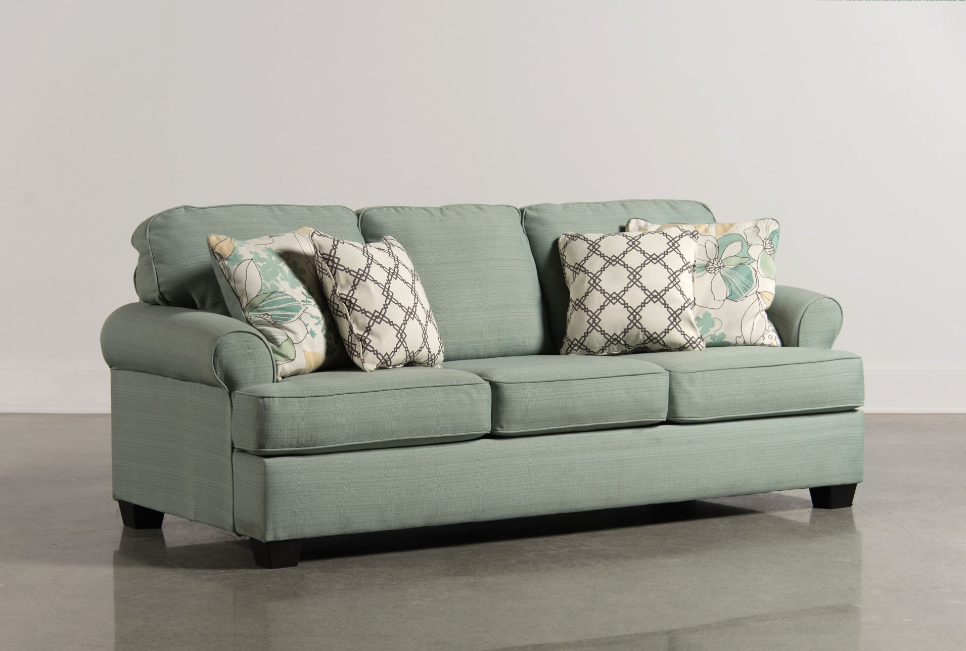 daystar seafoam sofa signature living room pinterest sofa rh pinterest com