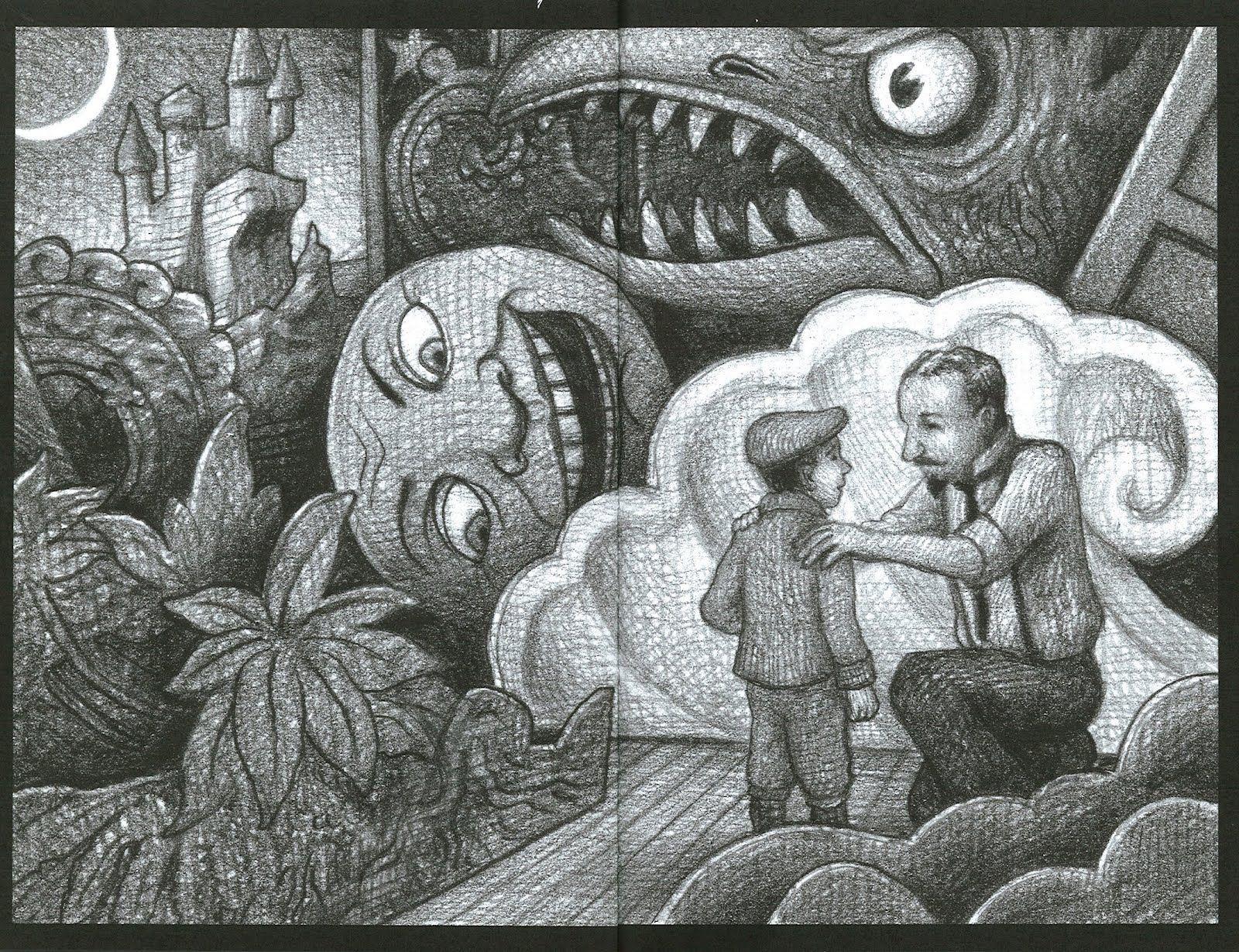 George Melies Drawings