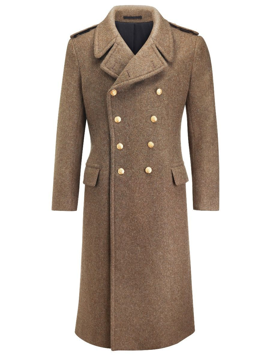 44616c6c8a2a MILITARY GREATCOAT Inverness