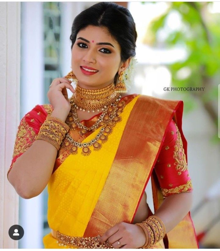 Pin By Aswany Mohan On Bridal Blouse Design In 2019