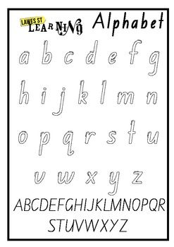 14++ Year 2 handwriting worksheets nsw foundation Top