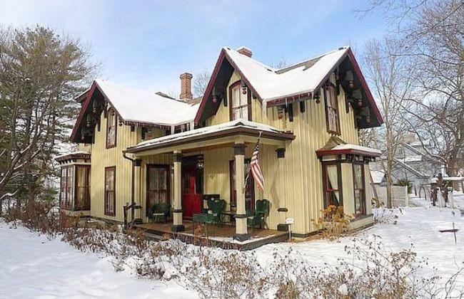 historic homes hudson wisconsin old houses old houses for rh pinterest com