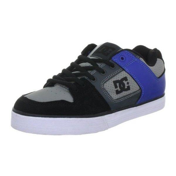 DC Shoes Pure Slim, Chaussures de skate homme ❤ liked on Polyvore