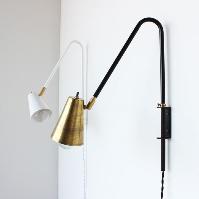 Desk Light Wall Mounted: Objects Of Design #273: Wallace Light