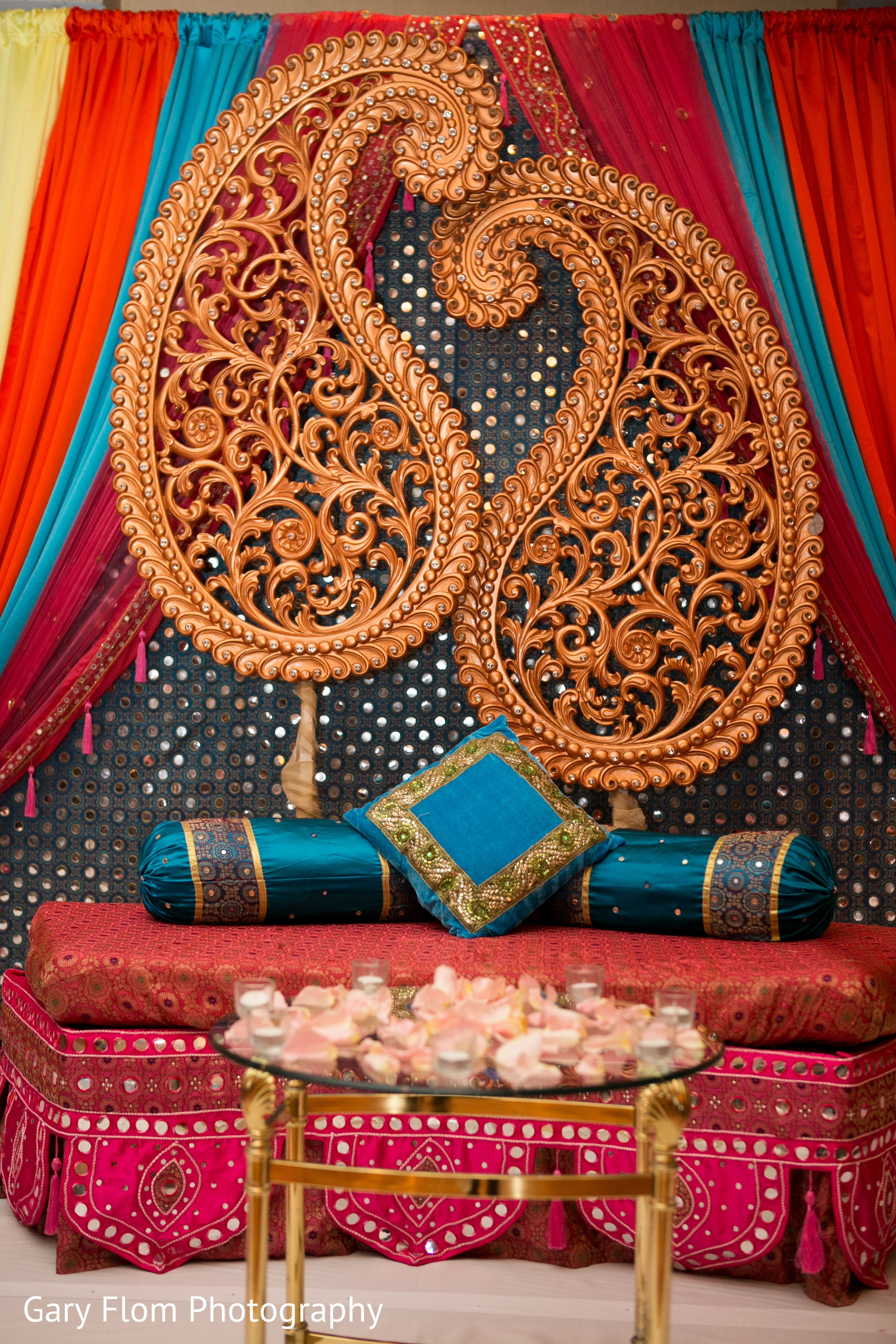 wedding stage decoration pics%0A Photo  Decor   Maharani Weddings