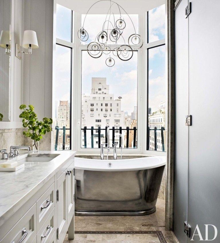Ways to Create an Organized Bath | City apartment, Upper ...