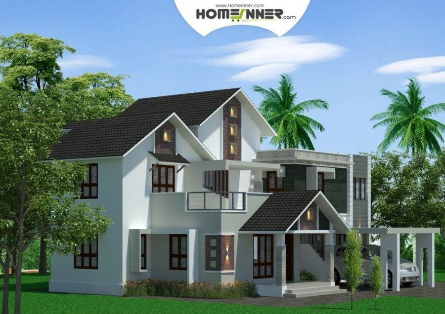 4 Bedroom 2272 sq ft Beautiful House