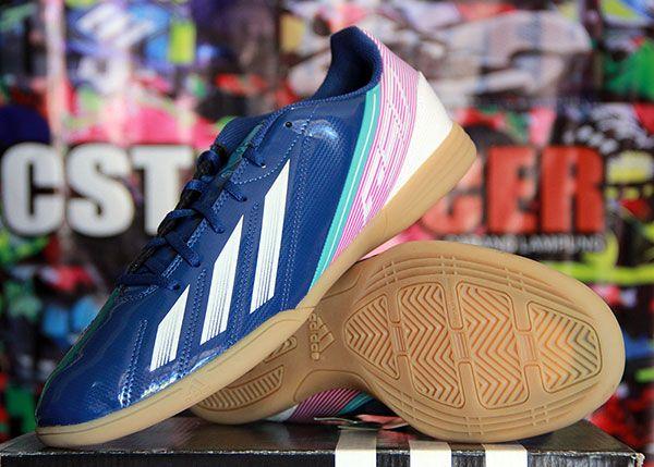 Adidas Adizero F50 In Blue Original Rp 345 000 Stok 39 41 43 Order