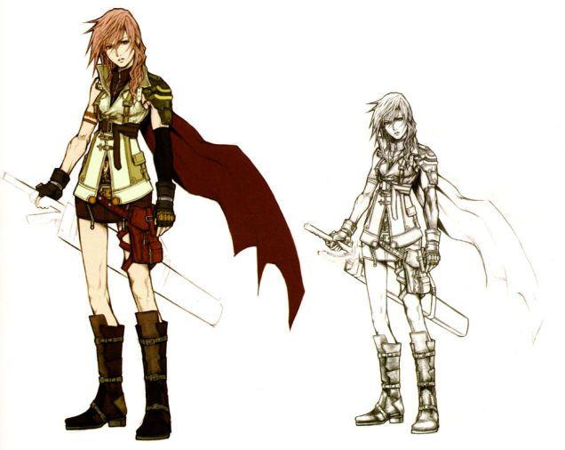 The Iconic Final Fantasy Art Of Tetsuya Nomura Final Fantasy