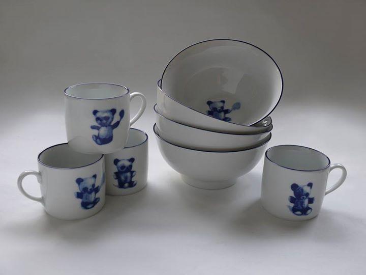 children porcelain