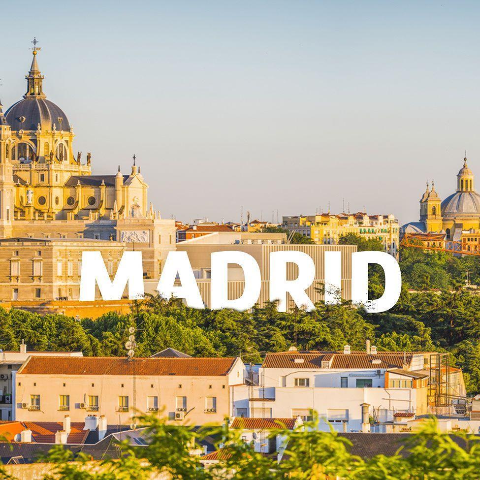 Madrid is the Best Erasmus city in