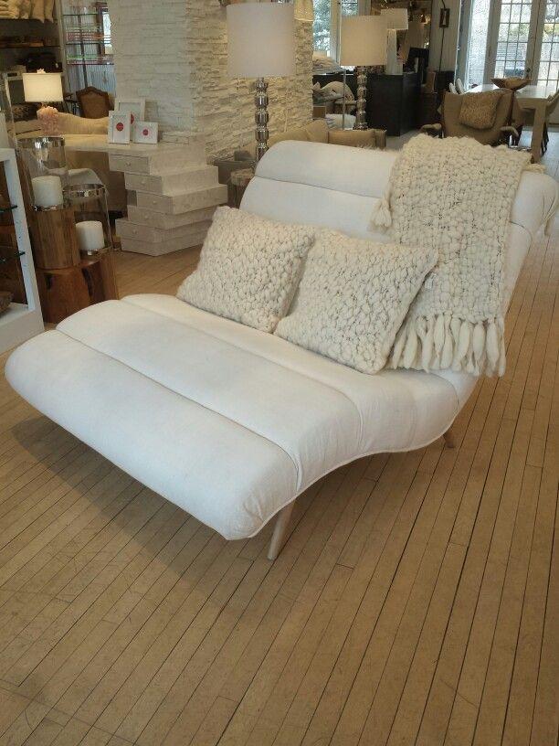 double chaise homenature chairs in 2018 pinterest sofa rh pinterest com