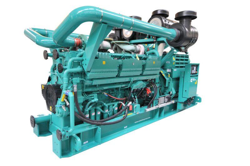 Cummins QSK78G9 | diesel engines | Pinterest