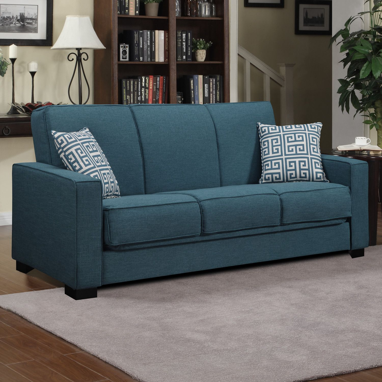Mercury row convertible sleeper sofa living area pinterest
