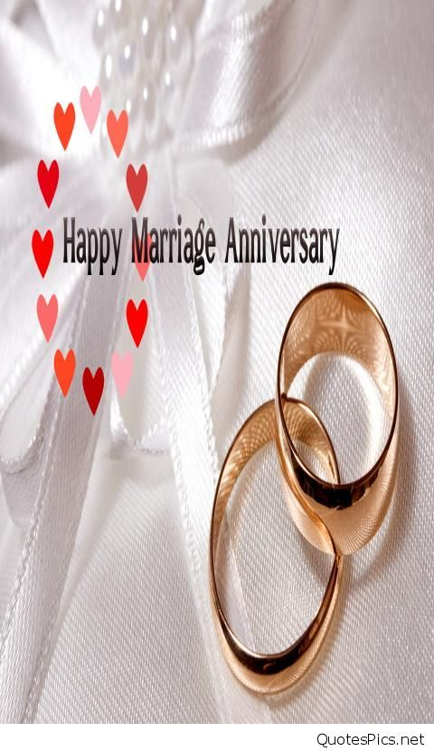 First Hy Wedding Anniversary Wishes Sms Wallpaper Hd