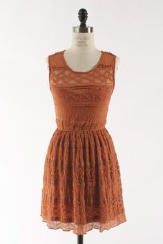 Rustic Orange Lace Bridesmaid Dresswear With Cowboy Boots