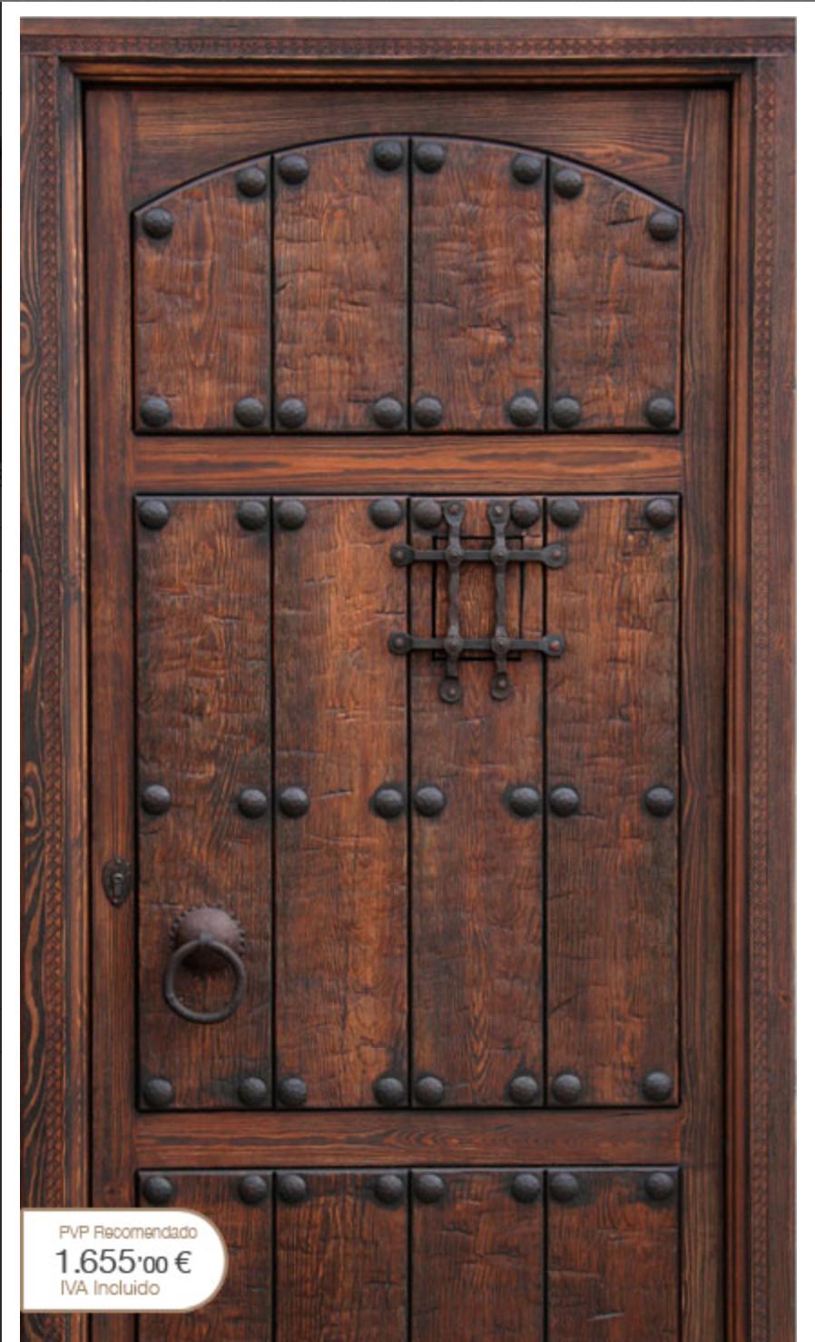 Puerta Exterior Opcion 2 Diseno De Puerta De Madera Diseno De Puertas Modernas Puertas Rusticas