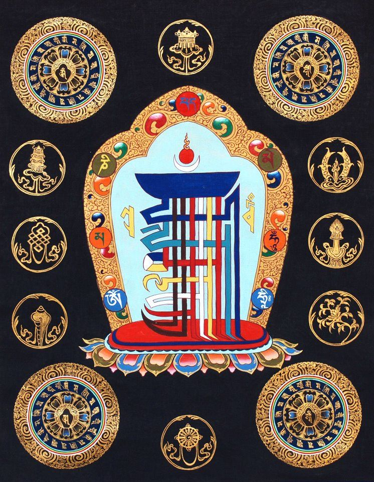 The Kalachakra all powerful 10 syllables  | Astrology & What