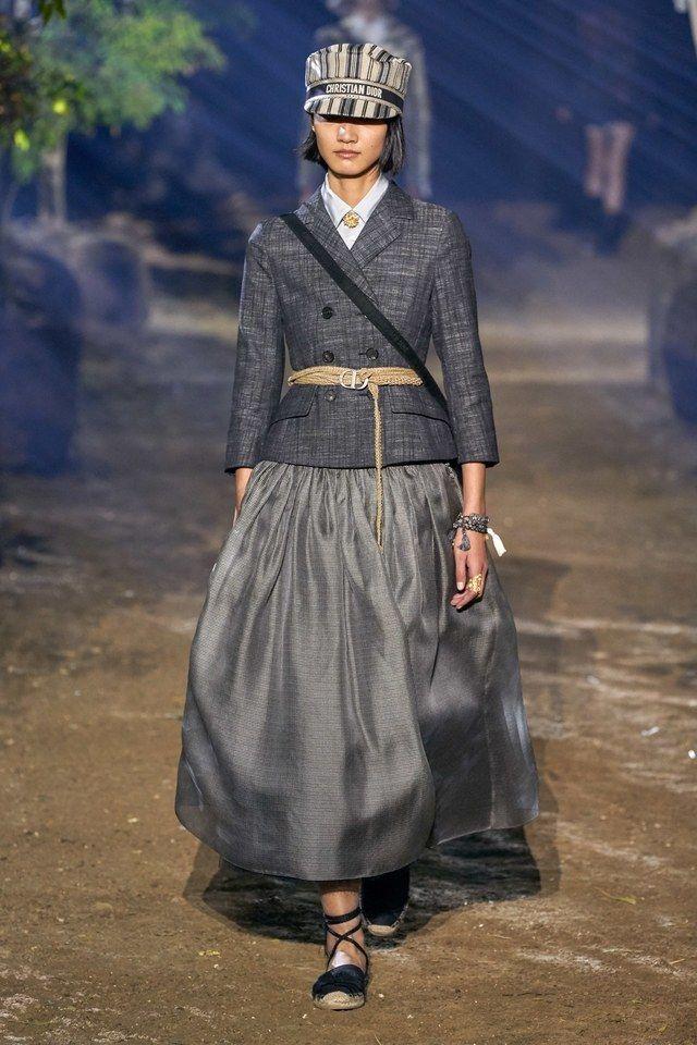 Christian Dior Prêt-À-Porter Printemps-Été 2020 – Défilés