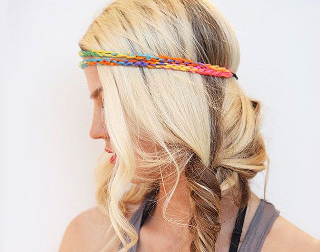Festival Hairstyles Interesting 20 Festivalready Hairstyles That Rock The Mane Stage  Festival
