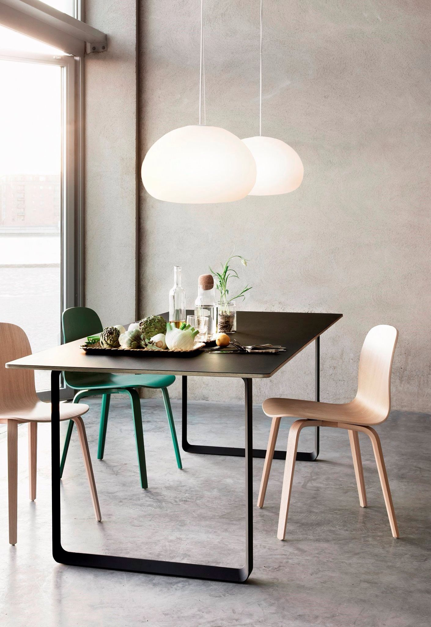 Muuto table designed by TAF Architects