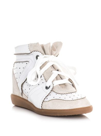 19c979a110c Betty wedge trainers by Isabel Marant  matchesfashion