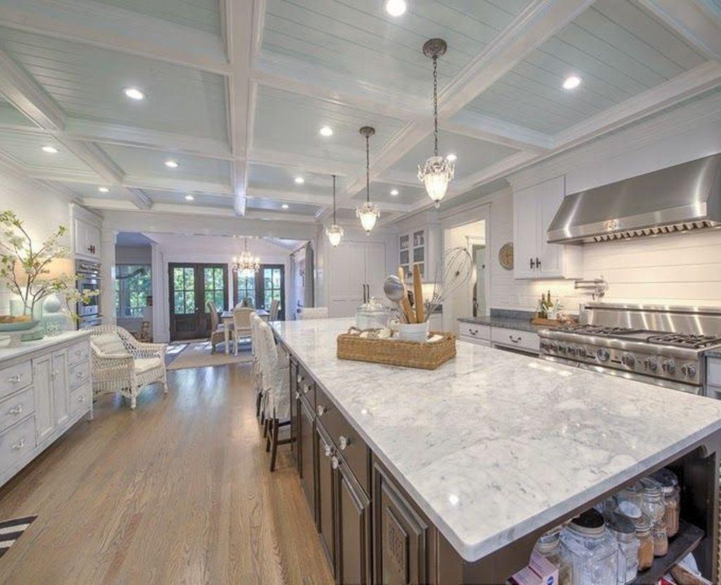 42 Ideen Fur Eine Fantastische Kuche Diy Und Deko Cape Cod Haus Kuchendecken Style At Home