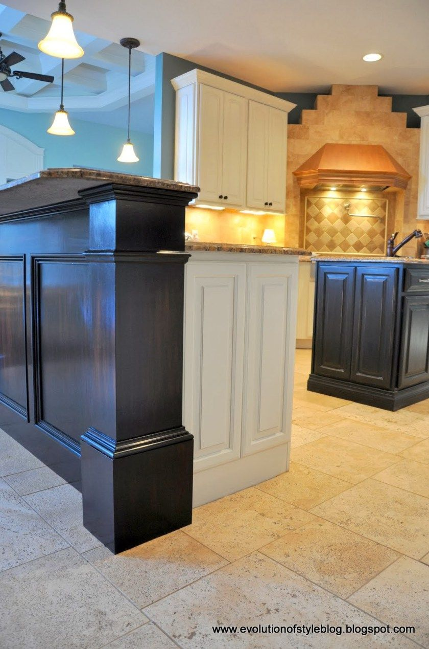 how to stain without pain the breakfast bar for the home java rh pinterest com