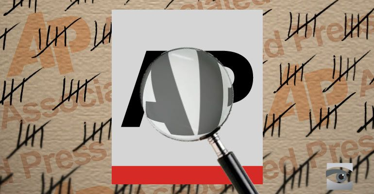 Associated Press's Dan Perry questions whether Israel is a democracy, failing to mention that Palestinians have been denied the vote by their own leaders.