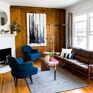 Great paneling - surprise! #howyoureside #ResideHome #SantaFeNM #interiordesign  #home decor http://ow.ly/ZjqFp