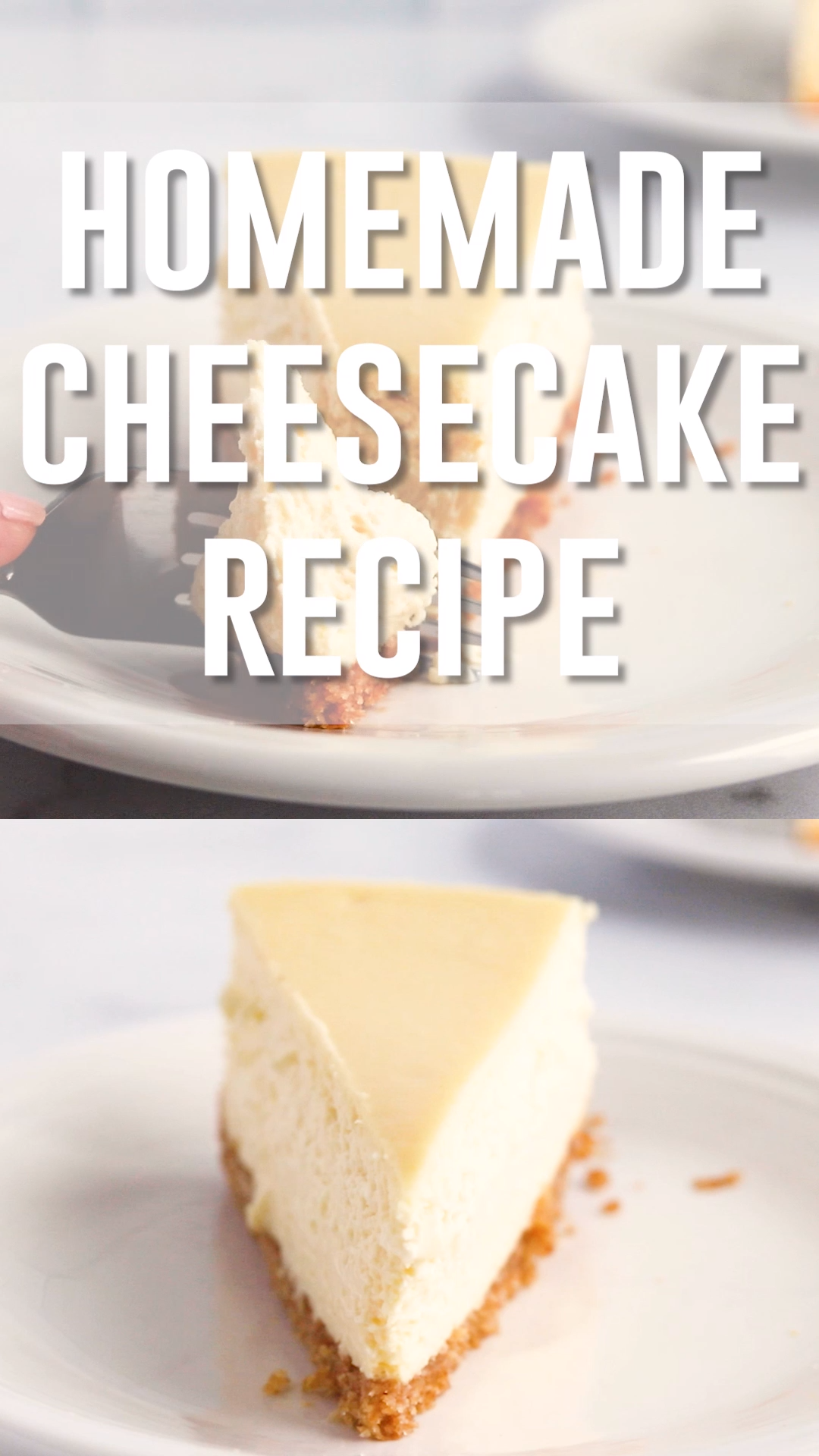 Homemade Cheesecake