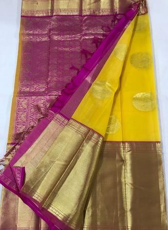 2d77a88648 Latest Pure Kanchi Kora Silk Sarees | Pure Kanchi Kora Silk Sarees ...