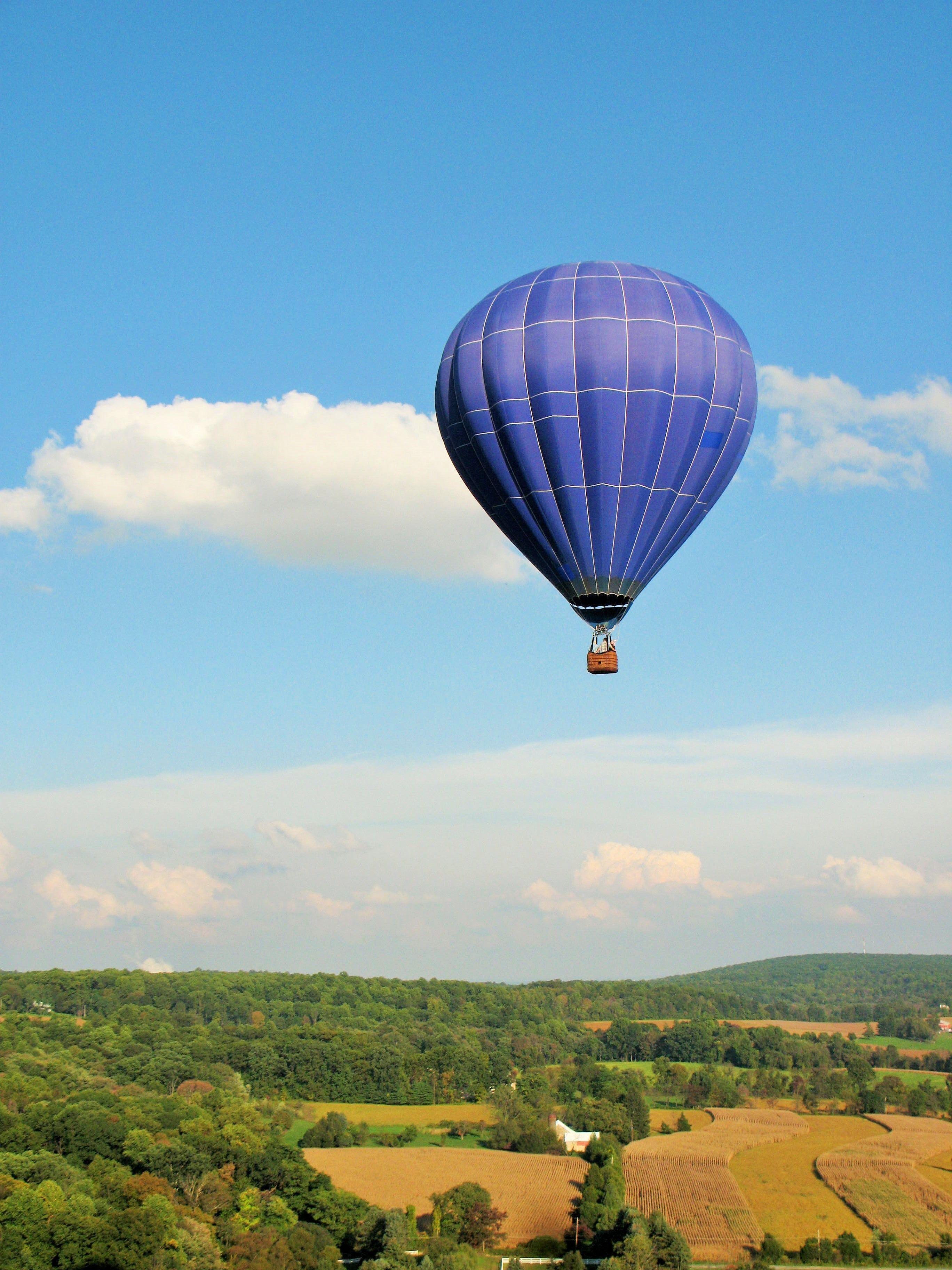 The United States Hot Air Balloon Team Hot Air Balloon