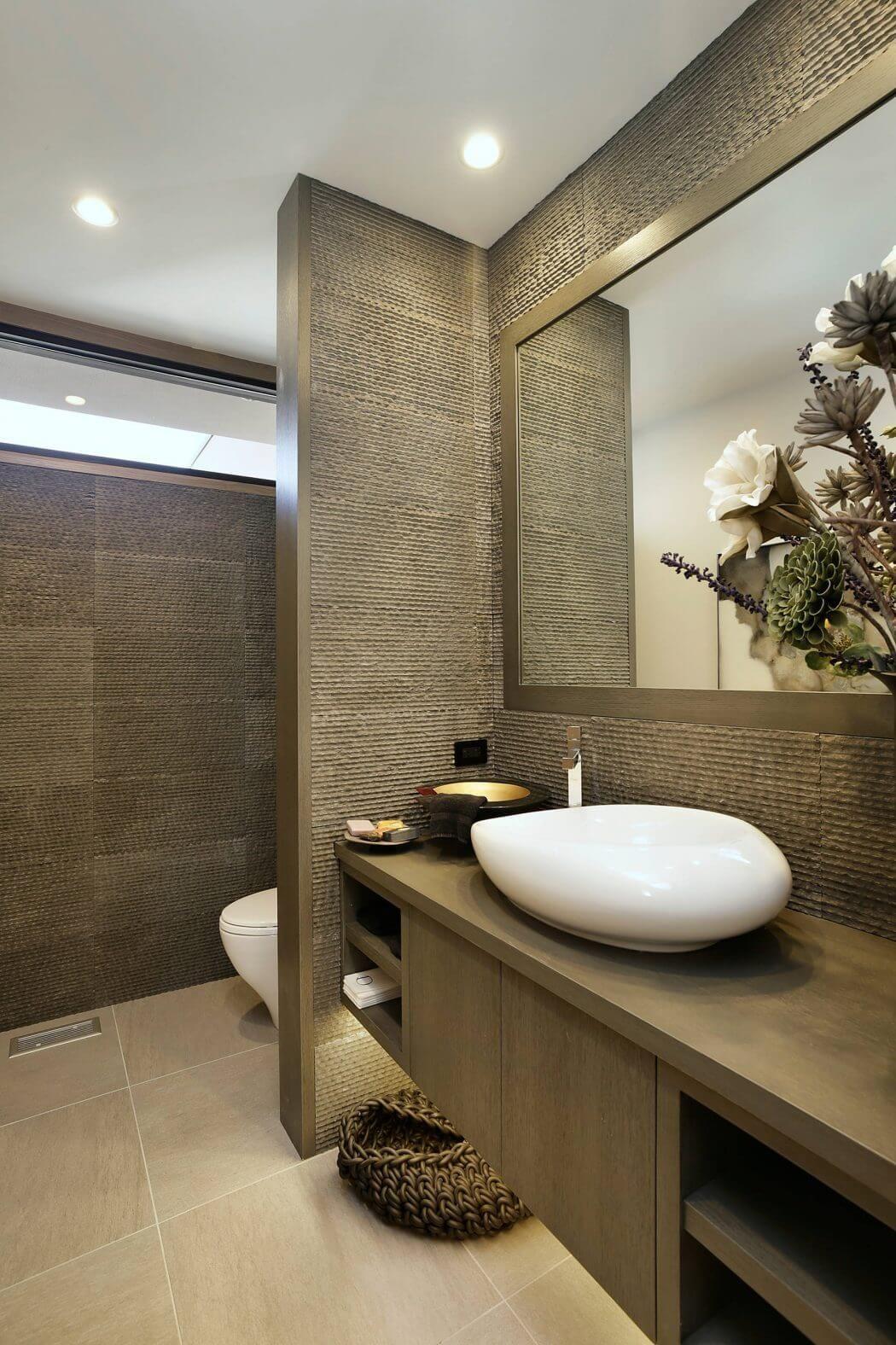 modern ranch by raugstad home decor bathroom modern bathroom rh pinterest com