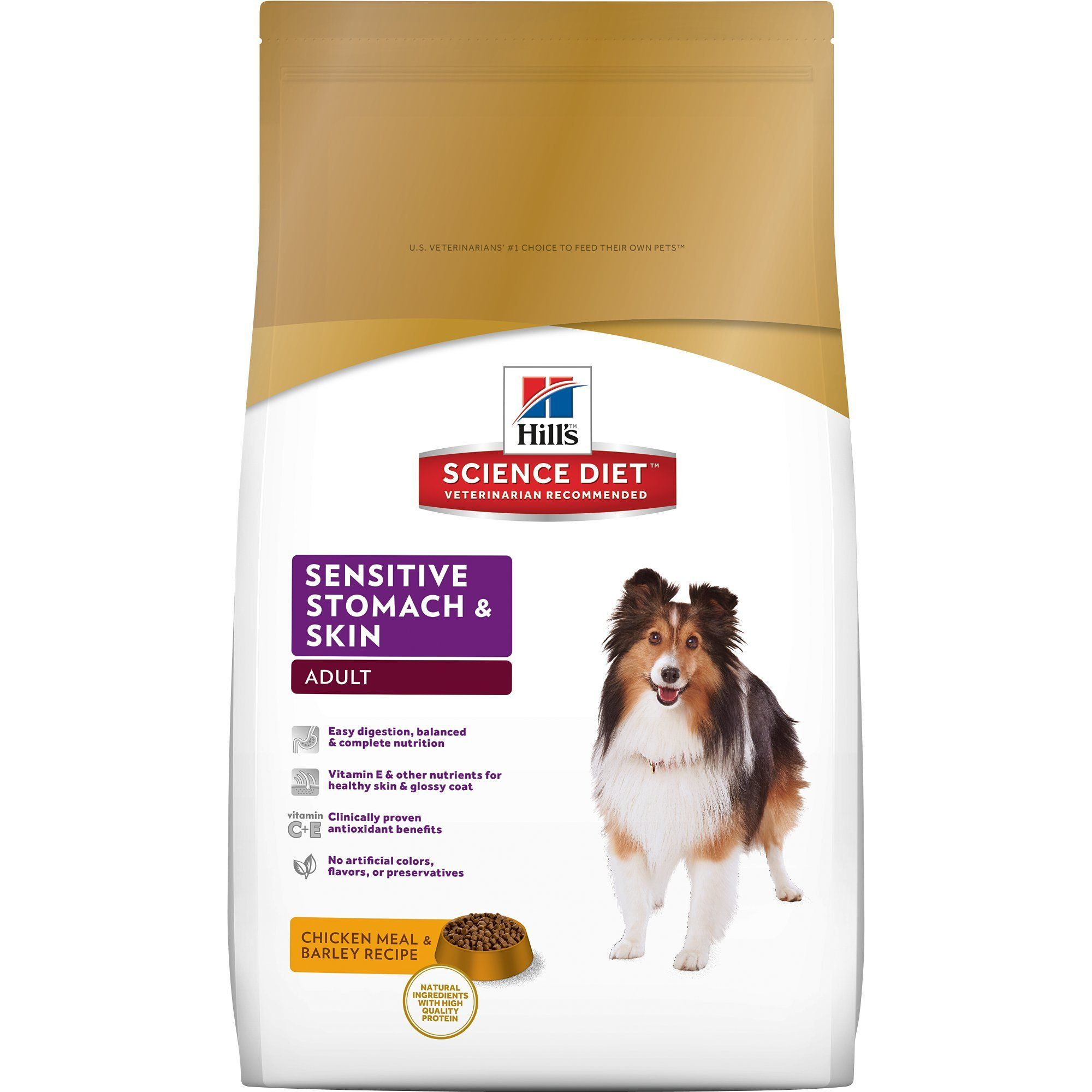 Hills Science Diet Adult Sensitive Stomach And Skin Dog Food