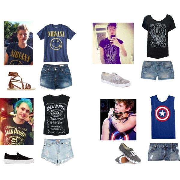 5sos preference- you steal his shirt and this is how u wear it