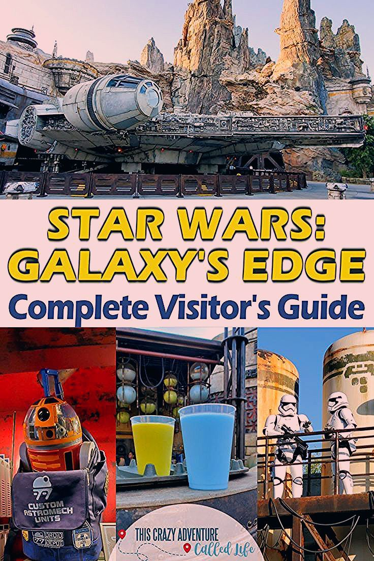 Photo of Complete Guide To Star Wars: Galaxy's Edge in Disneyland