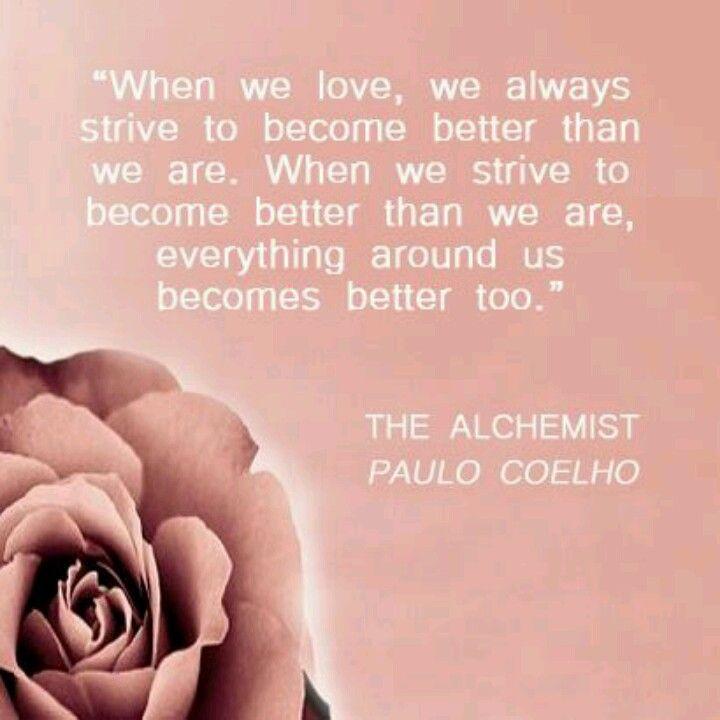 Paulo Coelho 'The Alchemist' Alchemist quotes, Quotes