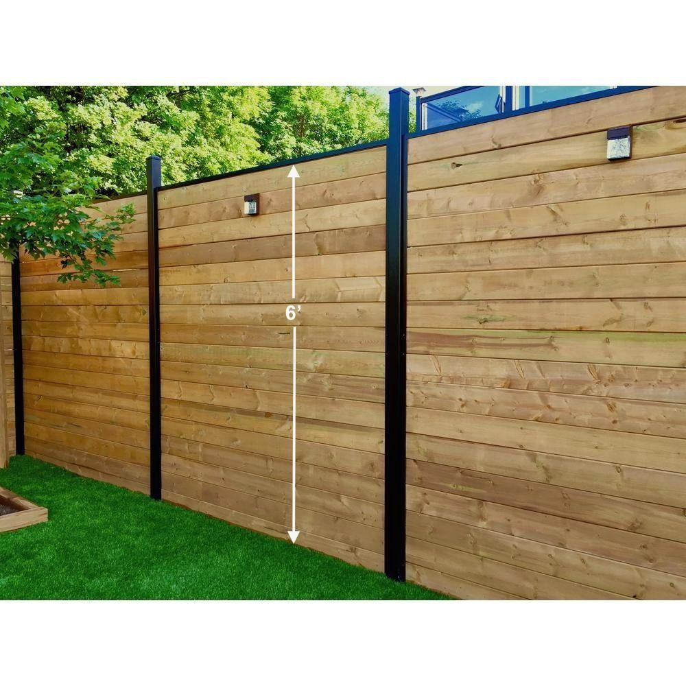 Metal Fence Wood Fence Corrugated Metal Fence Metal Fence