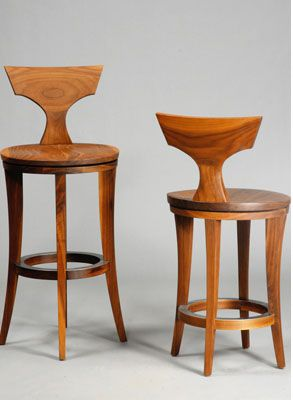 Ava Bar U0026 Counter Stool, By Lee Weitzman Furniture