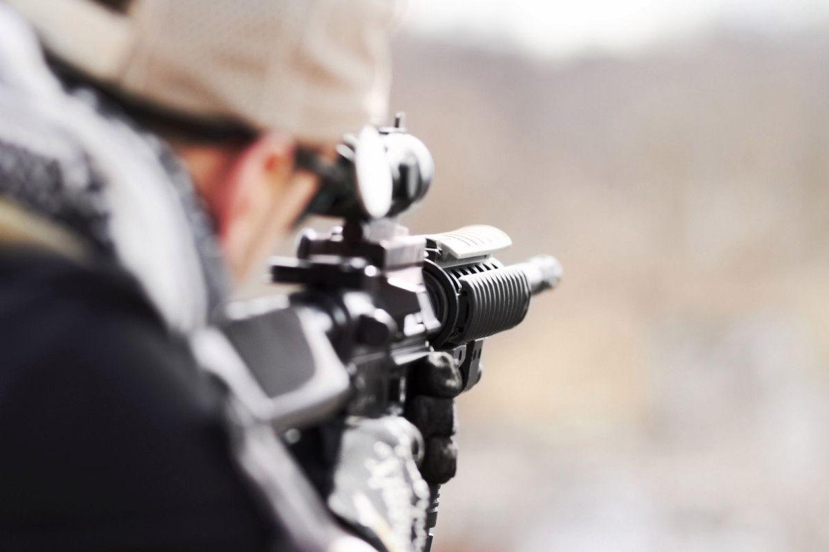 Mexican Sicario Hitmen Film Themselves Gunning Down 4 Cops Guns Sniper Training Cops