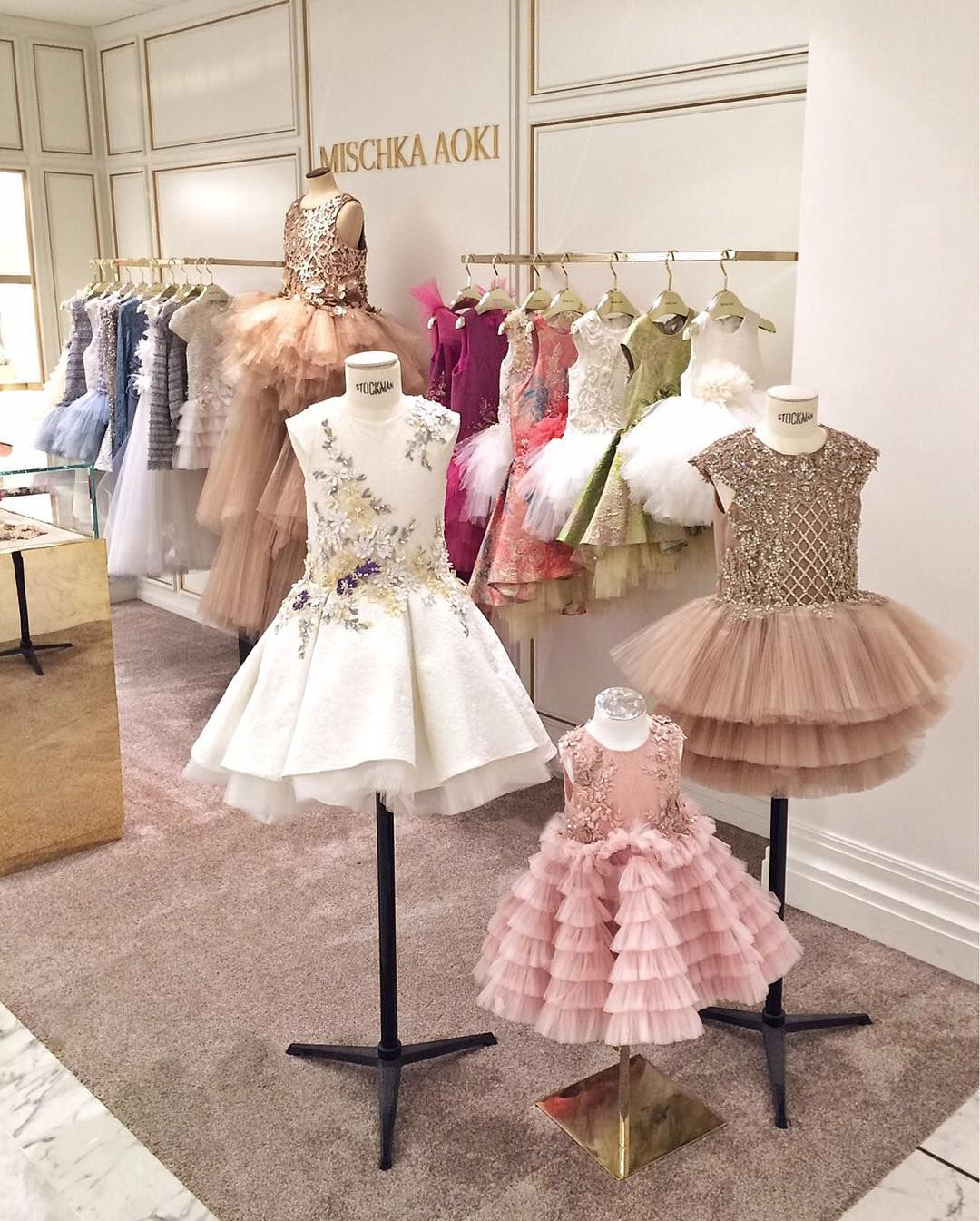 Pin on MISCHKA AOKI HAUTE COUTURE CHILDREN (WINNIE AOKI)