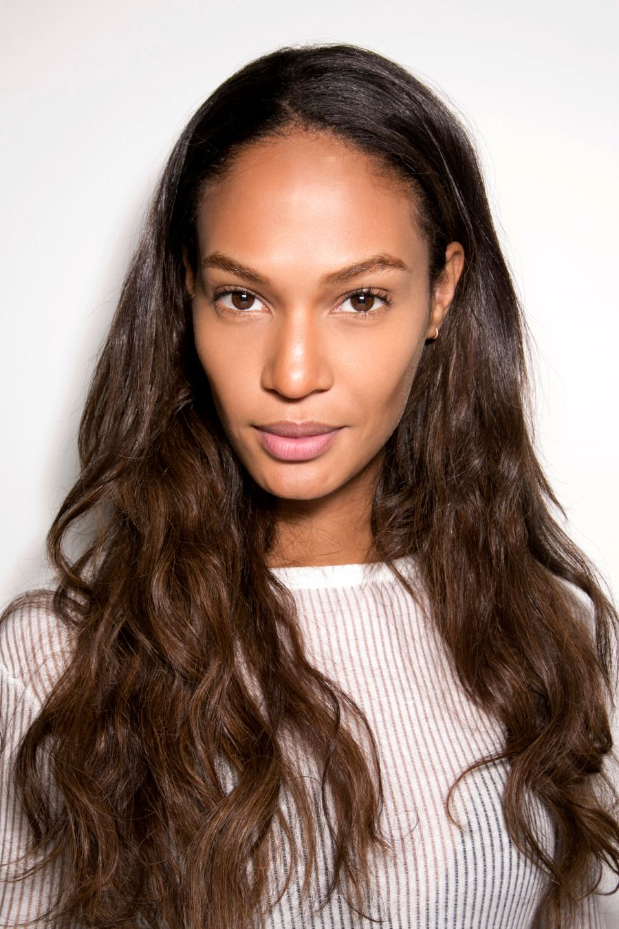 air dry hairstyles for thick hair