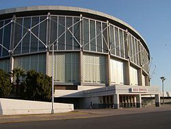 Arizona veterans memorial coliseum.jpg November 30, 1965 Rolling Stones Tour