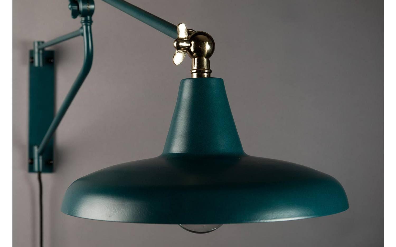 Dutchbone Wandlamp Hector Wandlamp Met 1 Lichtpunt In 2020 Wandlamp Muurverlichting Werklampen