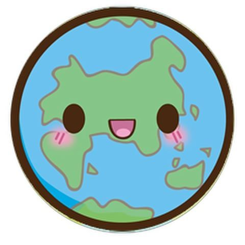 Earth kawaii. Image result for cute