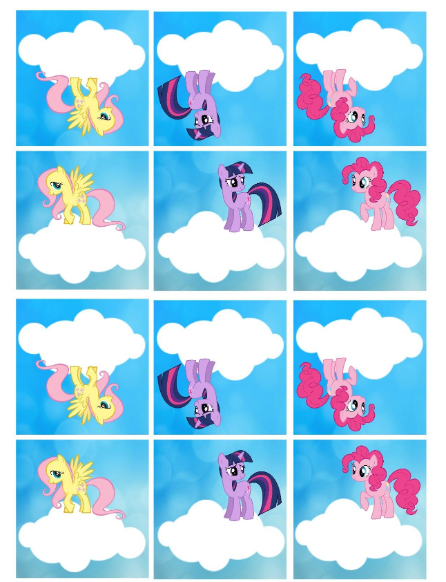 pin by crafty annabelle on my little pony printables my little rh pinterest com
